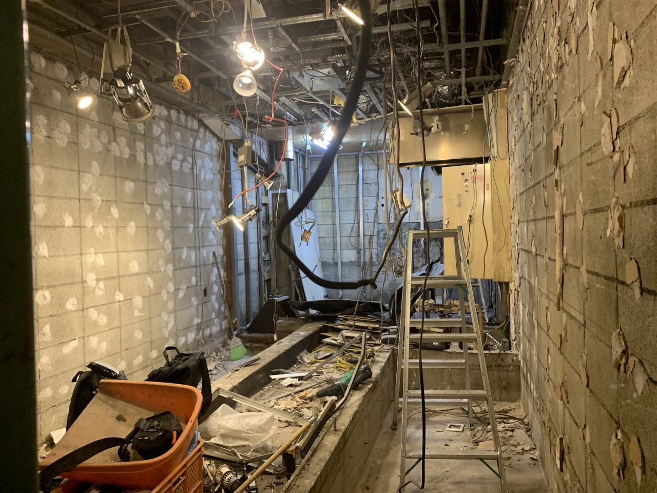 モンスナック株式会社トゥルーカラーズ店舗開発室現状回復